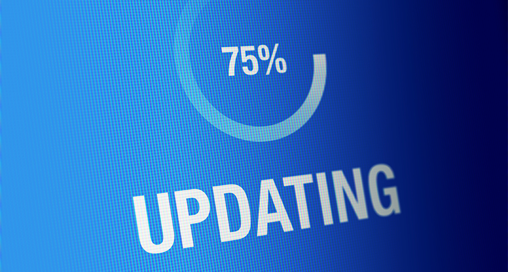 DigiRex Blog: 5 reasons you need to have website backups - performing updates
